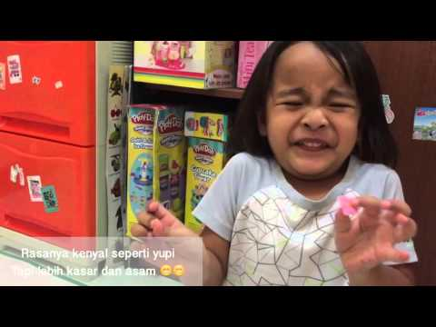 Zara membuat Jelly Jepang