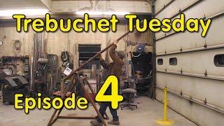 Trebuchet Tuesday Episode 4 - April 2014