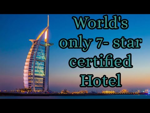 Burj Al-Arab||Dubai||World's most luxurious hotel