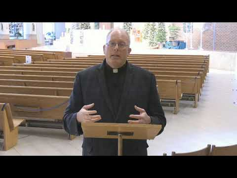 (For 1/29) Friday's with Fr. Ron - Fish Fry and Volunteers