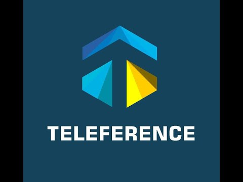 Going live on youtube with teleference