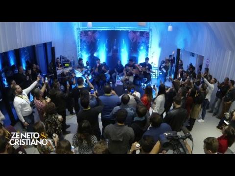 Bate papo com pocket show - Zé Neto & Cristiano - Ao vivo