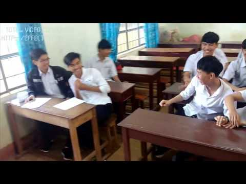 Phim Ngắn : Lớp Học Soái CA (món quà dành cho các bạn nữ xinh đẹp 12A1)