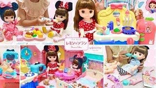 レミン&ソラン人気動画まとめ 連続再生 70cleam / Remin & Solan Doll Videos Compilation