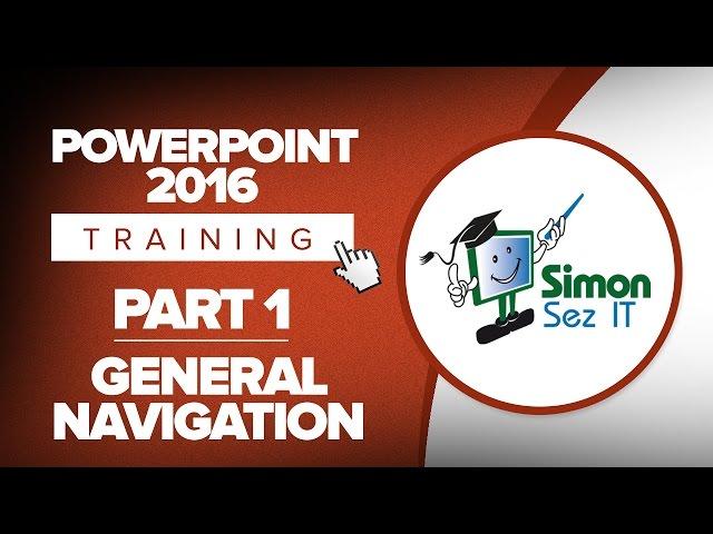 Microsoft PowerPoint 2016 Training Tutorials for Beginners