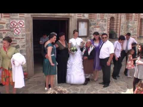 TRADITIONAL WEDDING - Ohrid, Macedonia (part 7)