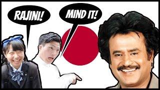 You Won't Believe How Japanese React to RAJINIKANTH | #Rickshawali