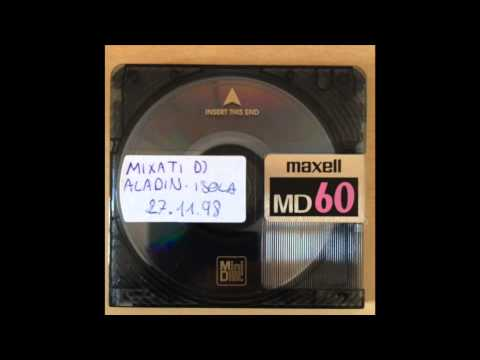 Radio Station 1 (1998) Mix One con DJ Aladin e Wender (Prima Parte)