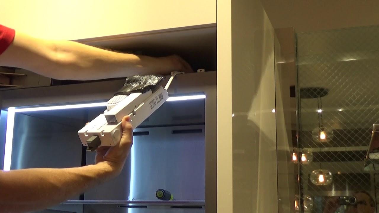 Dacor Automatic Door Opener Mechanism Replacement & Dacor Automatic Door Opener Mechanism Replacement - YouTube