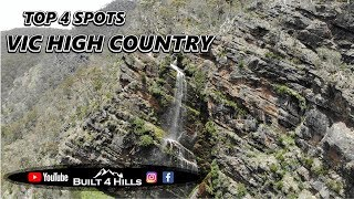 vic high country camping (top 4 spots)