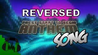 DAGames - Press start to begin anthem (reversed)