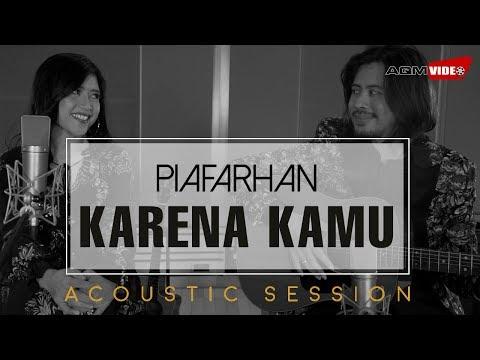 PIAFARHAN - Karena Kamu | Acoustic Session Live @Aquarius Studio