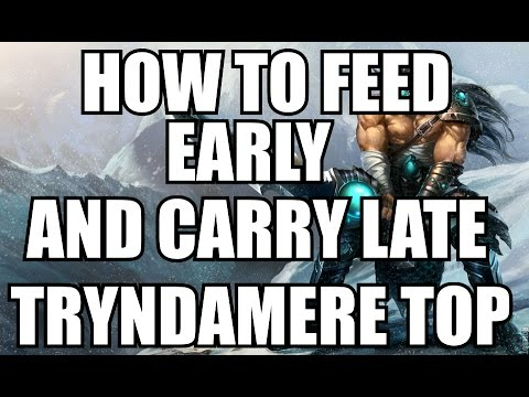 Tryndamere Guide 2015