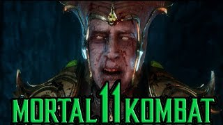 Shinnok Accidentally Leaked Mortal Kombat 11?