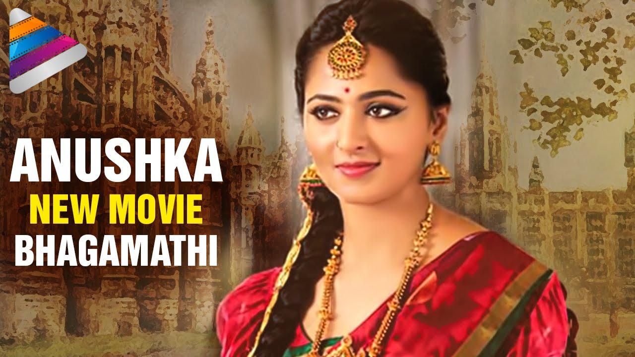 Anushka New Movie Bhagamati Latest News   2016 Telugu Film ...