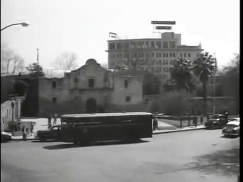The Alamo in the 1950s