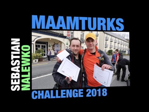 Maamturks Challenge Walk 2018 ✦ Co Galway ✦  Ireland