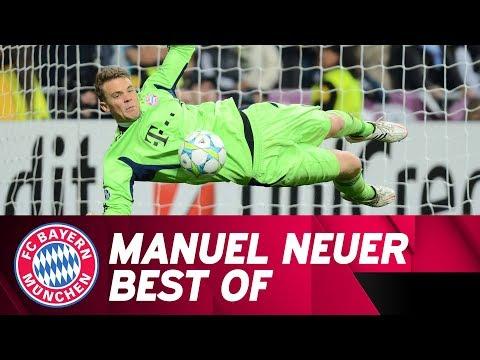 Manuel Neuer - His Best Saves! | FC Bayern