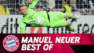 Manuel Neuer - His Best Saves! | FC Bayern