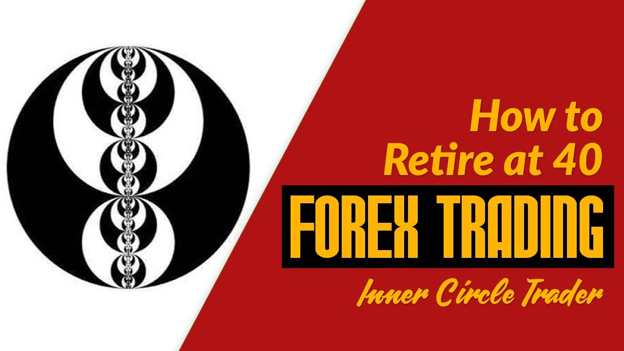 How To Retire At 40 Trading Forex W Ict The Inner Circle Trader