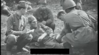 Советская кинохроника август 1941