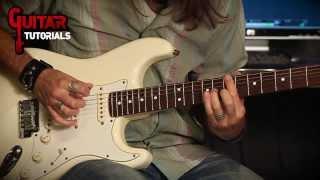 Manhattan (Eric Johnson) - Guitar Tutorial with Paul Audia