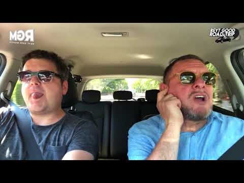 New Reyt Good Road Trip : Shaun Ryder Part One