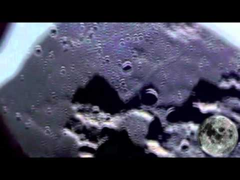 12000 Years Old Spaceship Found on Moon