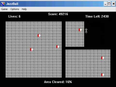 DO YOU REMEMBER?- Windows 95 Games 1- JezzBall