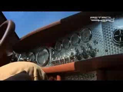 Spyker C8 Double 12 S Youtube