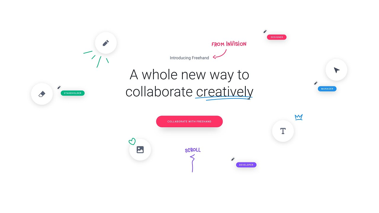 video Create your startup vision with InVision