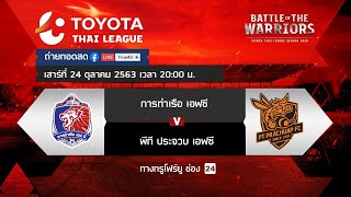 TTL2020 PORT VS PRACHUAP