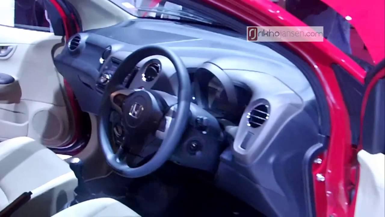 Honda Brio Satya Mobil Murah Spesifikasi Mesin Harga n ...