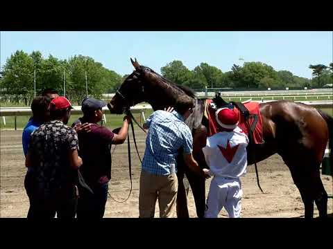 video thumbnail for MONMOUTH PARK 5-27-19 RACE 1