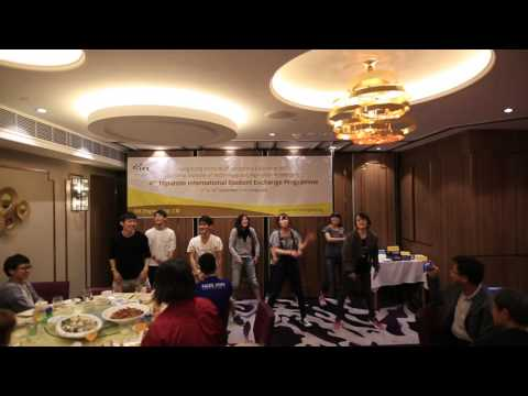 """Hong Kong exchange 2016 """"Farewell party"""""""