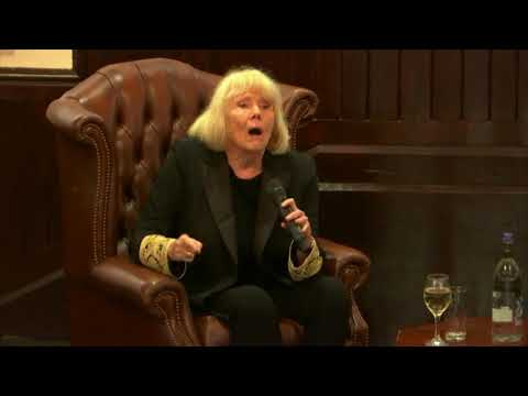 Dame Diana Rigg | Cambridge Union
