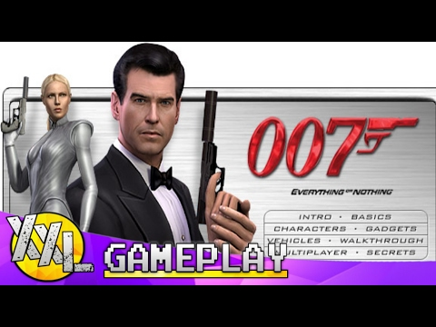 James Bond 007: Everything or Nothing - XXLGAMEPLAY