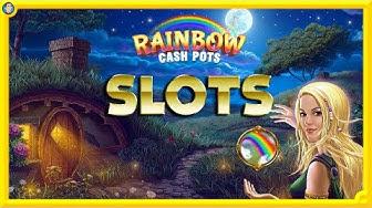 BIG RAINBOW CASHPOTS, BARS & 7's, Treasure Island and Safecracker MEGAWAYS !!!