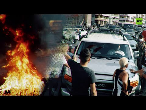 Fuel hikes provoke street violence in crisis-gripped Lebanon