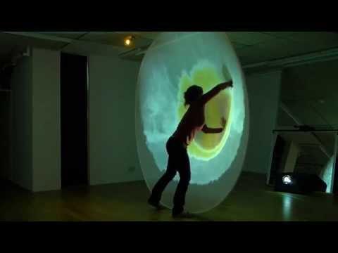 Métamorphy interactive art