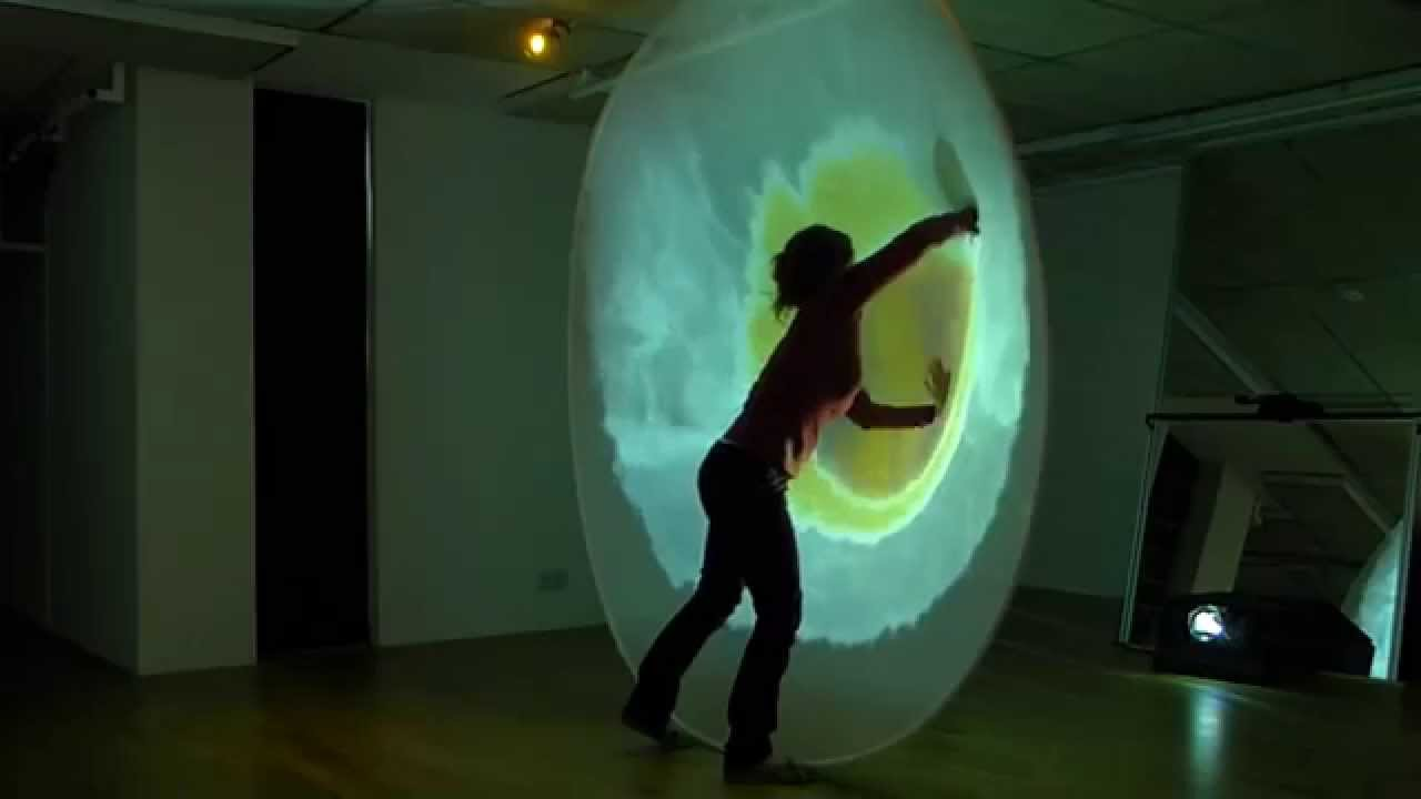 M & 233tamorphy Interactive Art Youtube