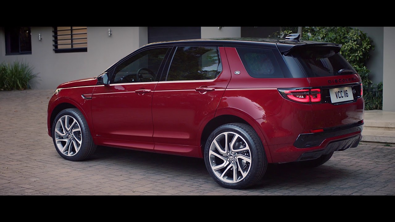 Land Rover Discovery Sport 2020 KSA Arrival
