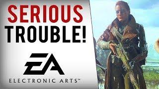 EA Faces HUGE Financial Danger As Battlefield V Pre-Orders 85% LOWER Than Black Ops 4