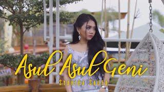 Asul Asul Geni - Syahiba Saufa ( Official Music Video ANEKA SAFARI )