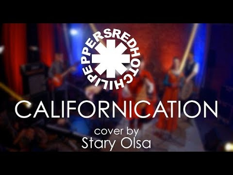 Stary Olsa -Californication (Red Hot Chili Peppers medieval cover by Stary Olsa)