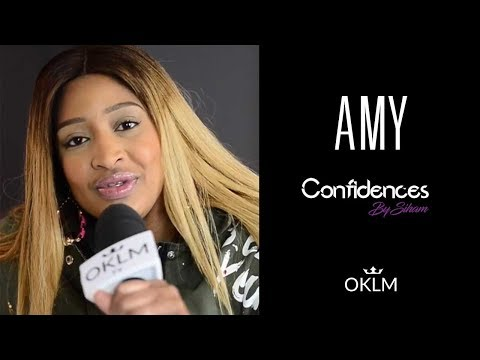 Interivew AMY - Confidences By Siham