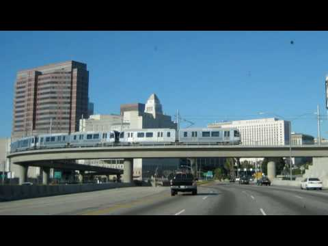 L.A. Metro Regional Connector New Light Rail Extension Project: Coming Soon(Year 2020)
