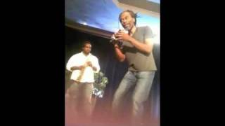 Bobby McFerrin & Annette Philip (Improvisation-Berklee College of Music event-Sept 2010)