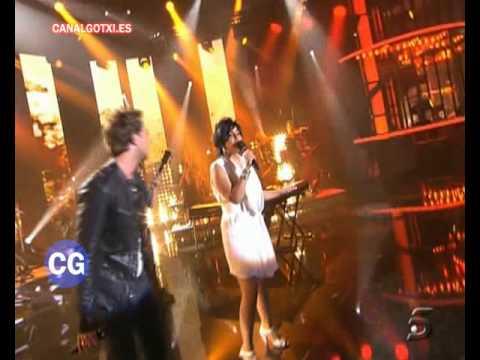 (HQ)James Morrison y Brenda Mau - Broken strings OT2009ES