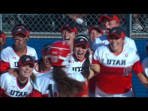 Recap: Hannah Flippen grand slam helps Utah softball claim series against UCLA